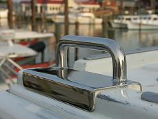 stainless steel chock