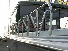 side rod-holder