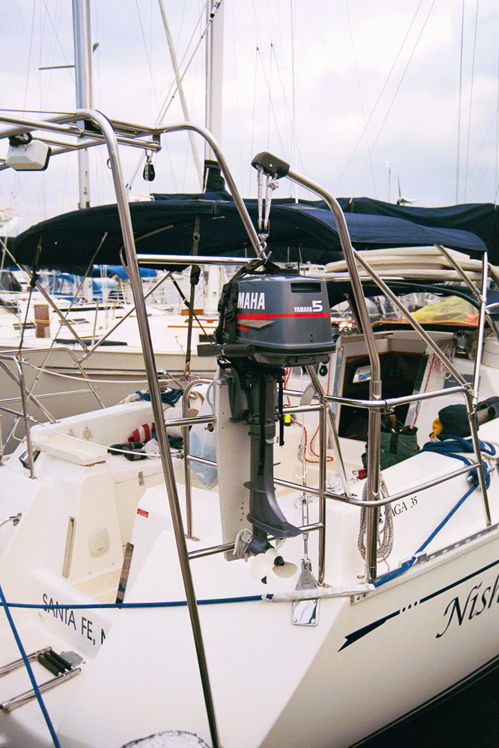 Outboard Motor Rigging Used Outboard Motors For Sale