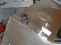stainless water tank
